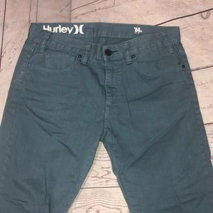 Hurley blue denim jeans